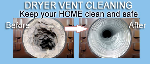 Dryer Vent Cleaning Bird S Nest Removal Cap Installation